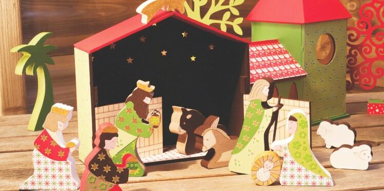 La Crèche De Noël à Fabriquer Soi Même Femme Actuelle Le Mag
