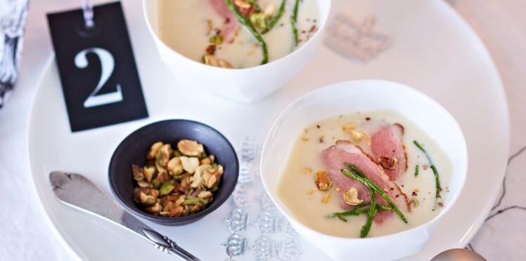 Nos recettes originales de soupes et veloutés