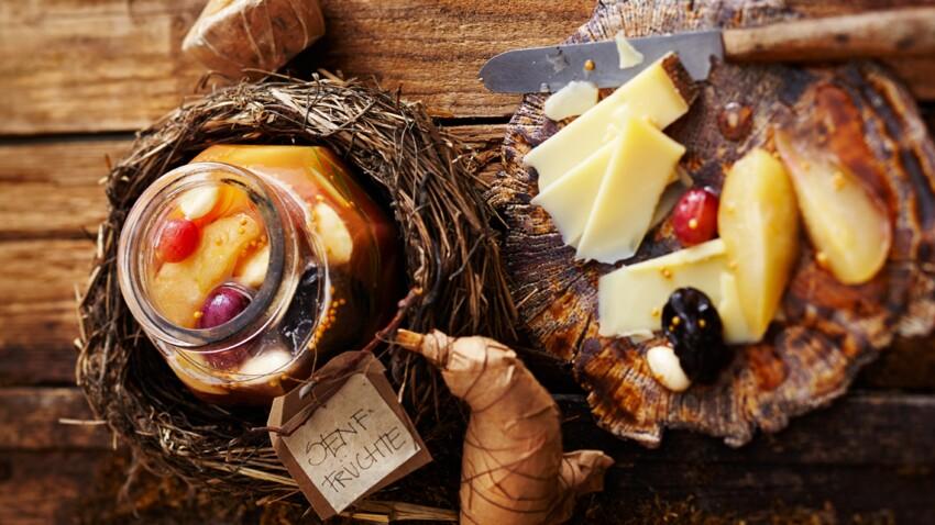 Cadeaux d'assiette : moutarde de Crémone