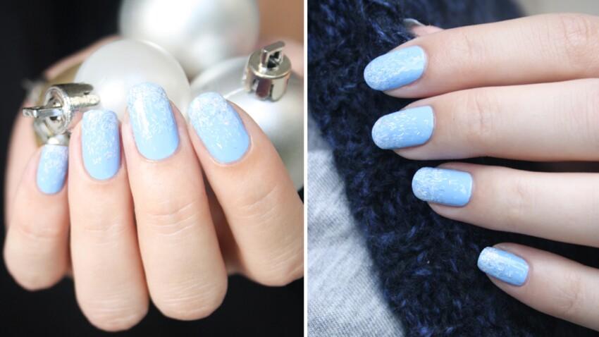 Plein d'idées de nail art pour les fêtes