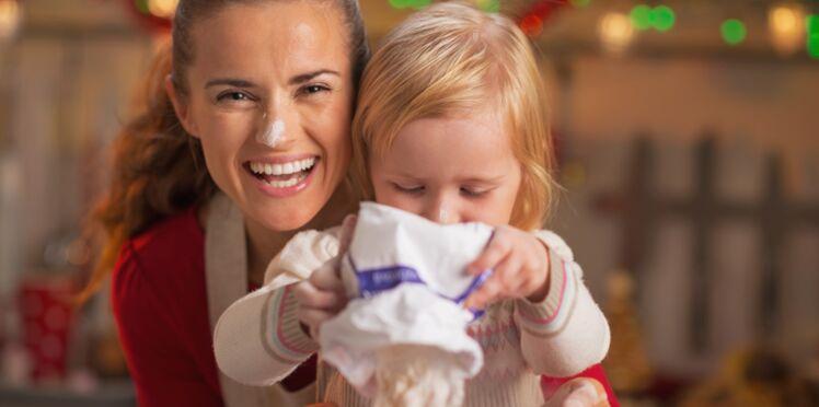Pâte à sel pour Noël : la recette et plein de modèles