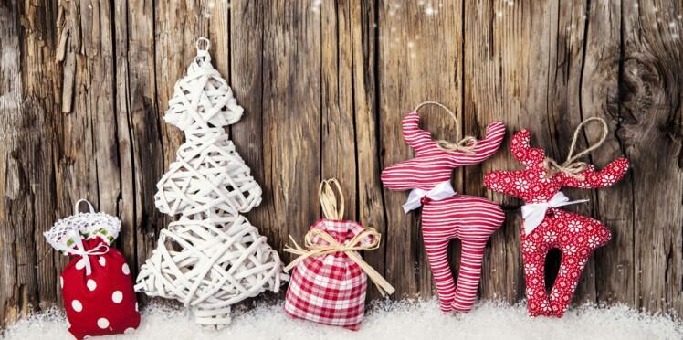 Notre choix de tissus pas chers pour Noël