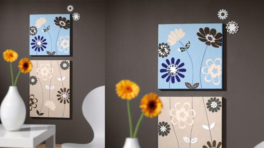 Décoration murale : un cadre déco tendance