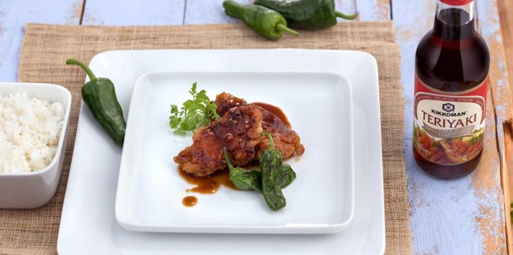 Cuisses de poulet à la Teriyaki