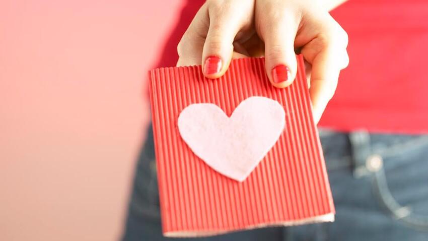 Joyeuse Saint-Valentin : cartes gratuites à imprimer
