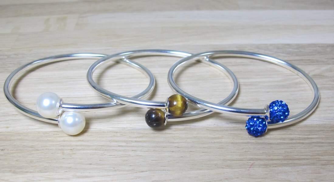 Facile et pas cher : fabriquer un bracelet en argent