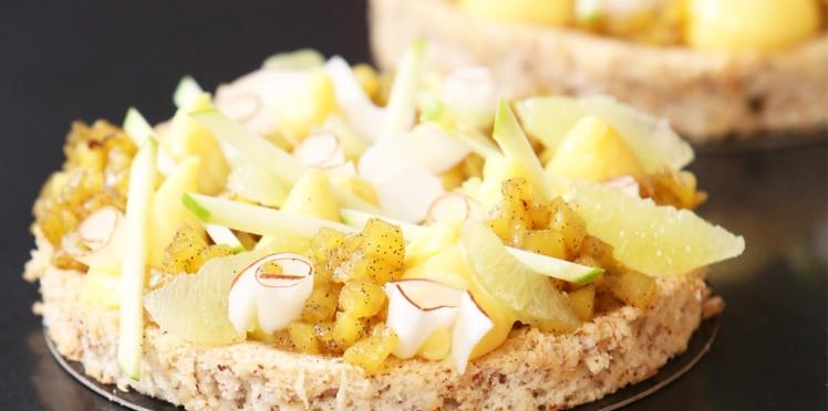 Comment réaliser un chutney d'ananas ?