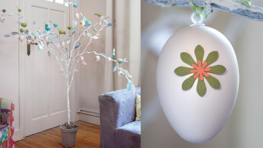 Déco bois : un arbre tendance pour Pâques