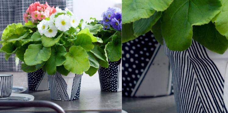 Déco florale : comment personnaliser ses pots