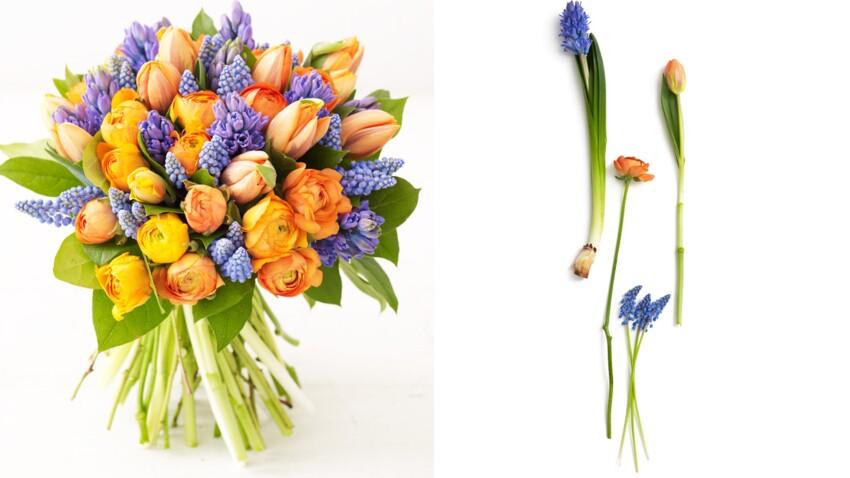 Nos idées de compositions florales à faire soi-même