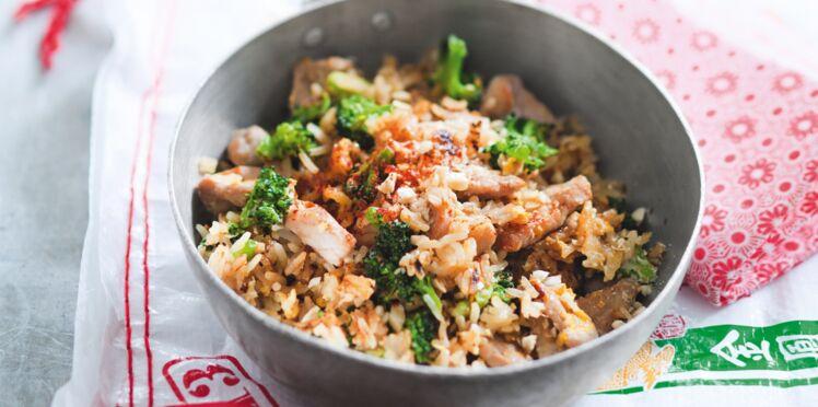 Le meilleur de nos recettes autour du riz