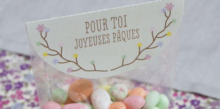 Joyeuses Pâques : cartes de fête et autres idées à imprimer