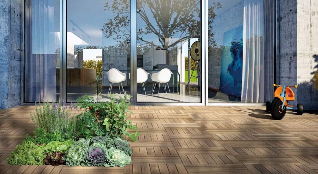 Terrasse : comment s'aménager un jardin miniature