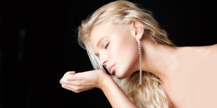 Concrète de parfum sensuel
