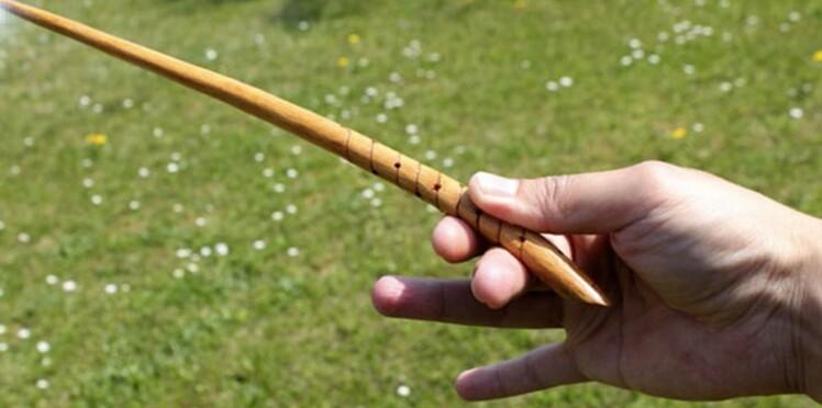 Comment fabriquer la baguette magique d'Harry Potter