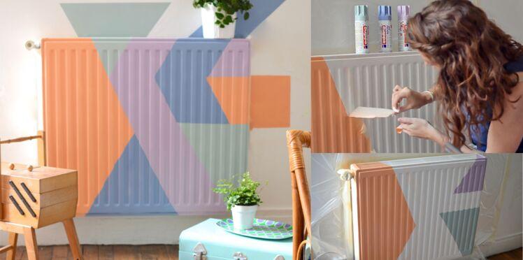 Peinture : comment relooker un radiateur