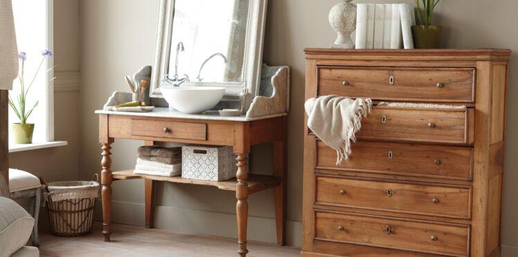 Comment réparer un meuble en bois
