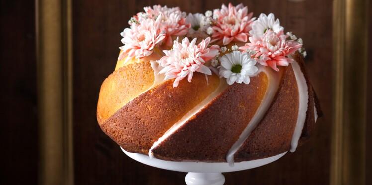 Bundt cake au citron