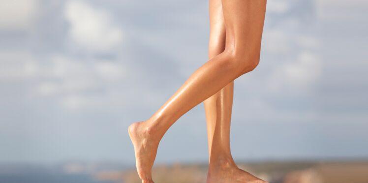 DIY: soin minceur pour des jambes canons