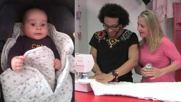 Leçon de couture : un tapis d'éveil pour bébé