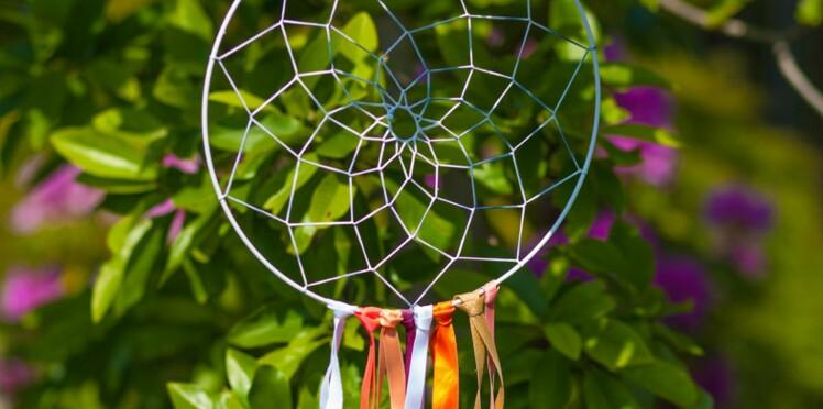 DIY : fabriquez un attrape-rêves