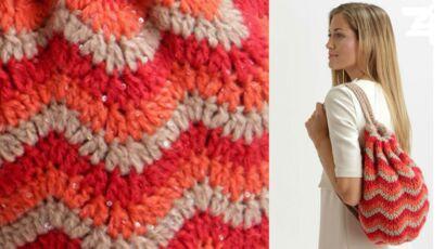 Tuto Facile Un Sac Cabas Au Crochet Pour Debutant Femme Actuelle Le Mag