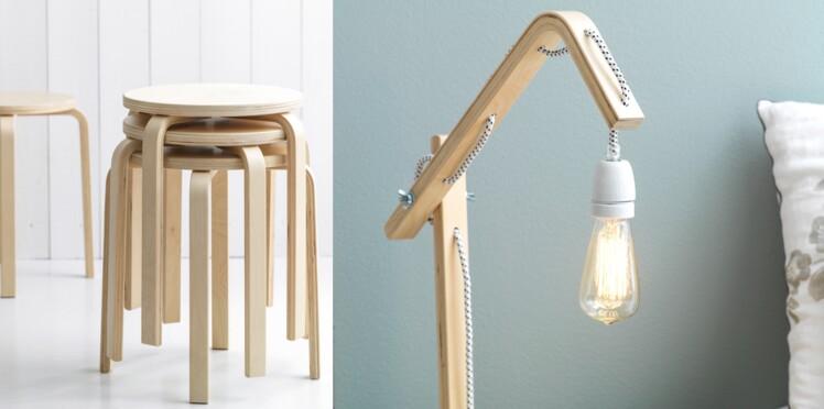 Idées de créations originales avec des tabourets IKEA