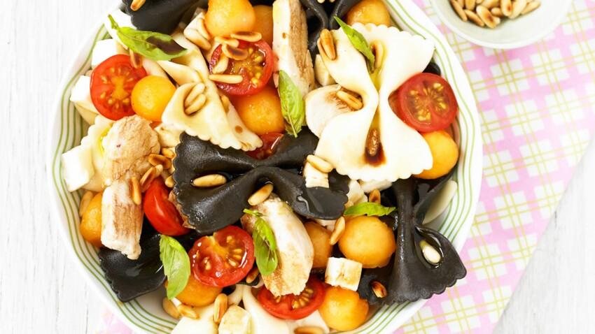 Nos meilleures recettes de salades d'été