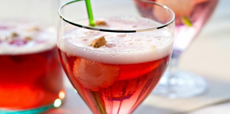 Cocktail ispahan