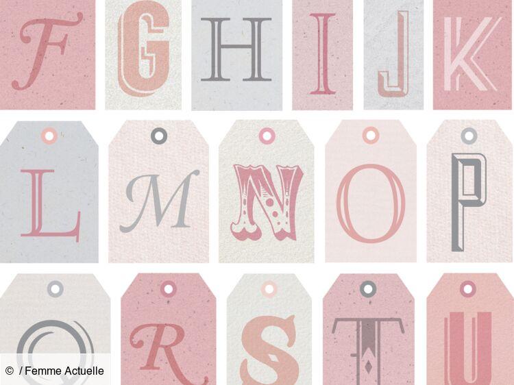 Printables Gratuits Un Alphabet à Imprimer Femme