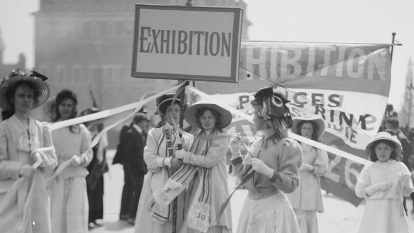 Photo : les femmes hors cadre