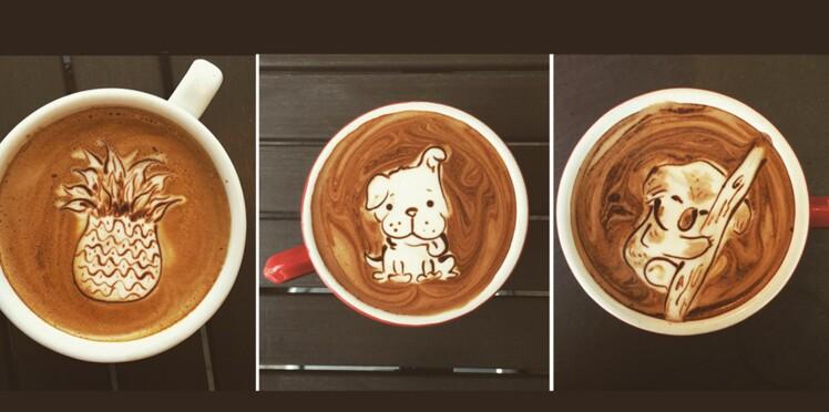 Faire mousser son café, tout un art