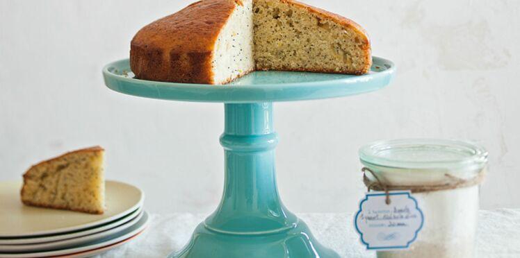 Gâteau à l'huile d'olive en kit