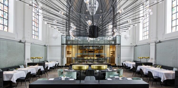 Sacré plus beau restaurant du monde