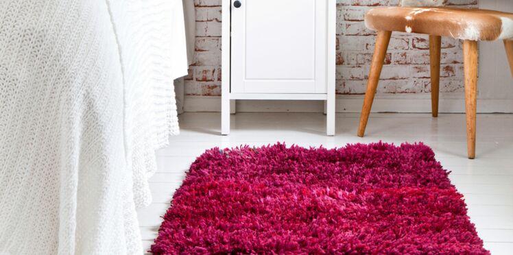 Un tapis en laine à créer soi-même