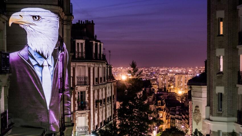 Un safari en plein Paris
