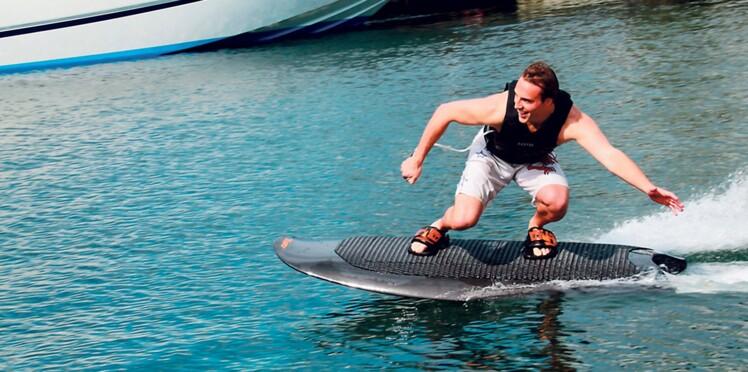 Surfer sans vague à l'âme