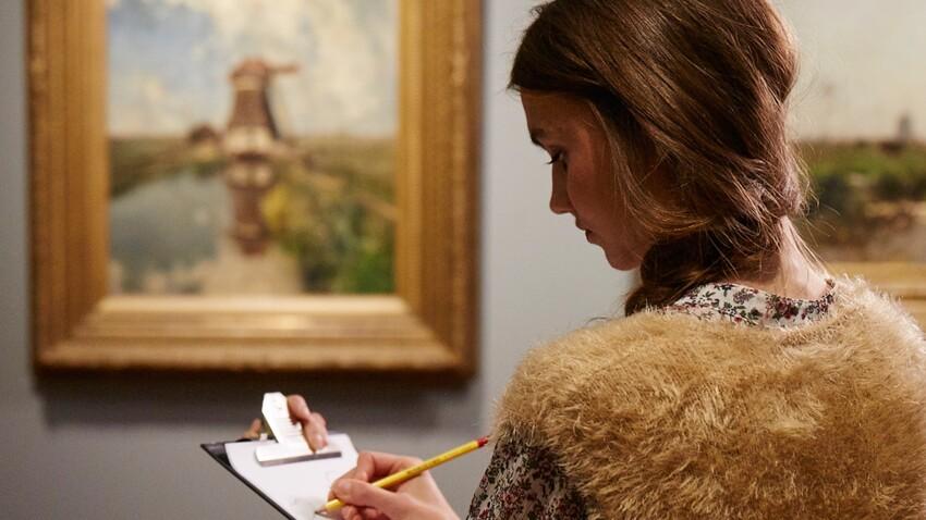 Musées : au lieu de photographier, dessinons !