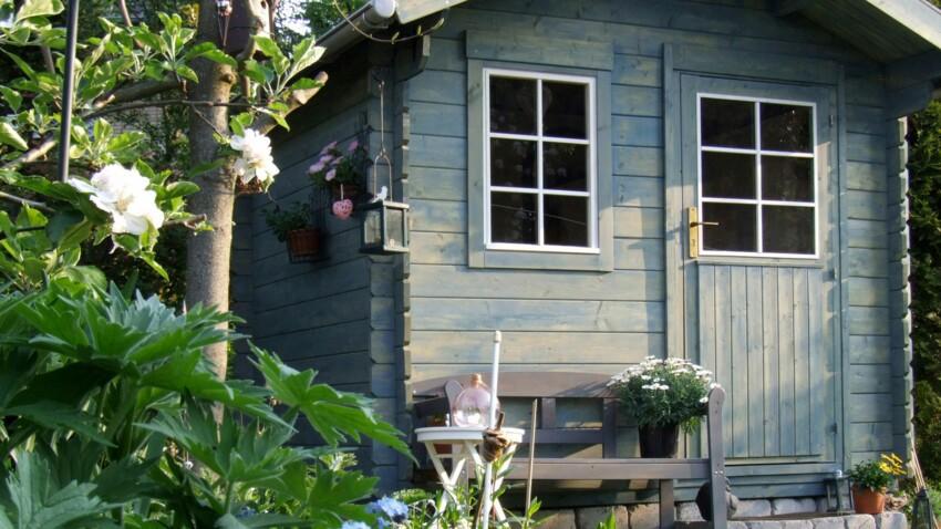 La maison de retraite... au fond du jardin ?