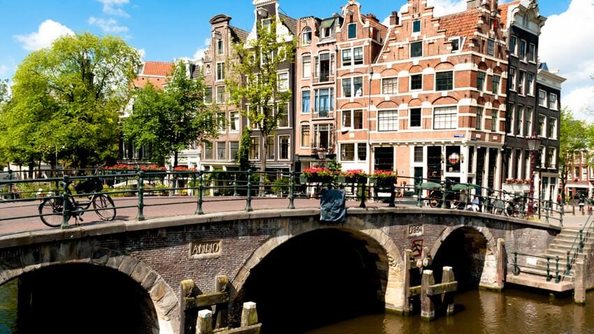 Balade olfactive à Amsterdam