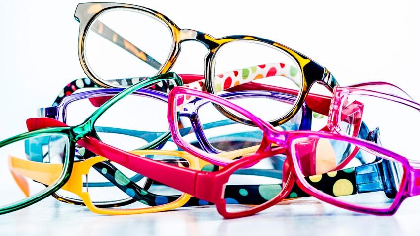 Des lunettes à l'œil !