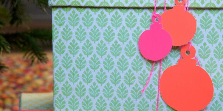 Activités manuelles de Noël : Des boîtes cadeaux customisées