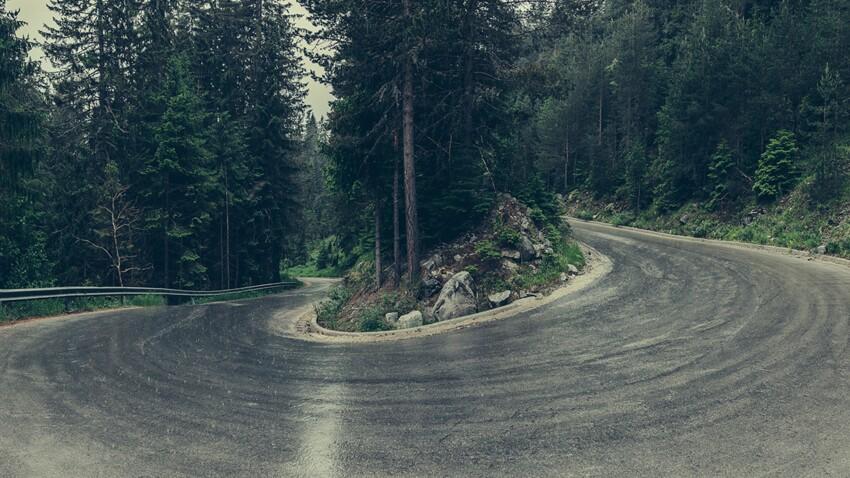 Ma route à la loupe