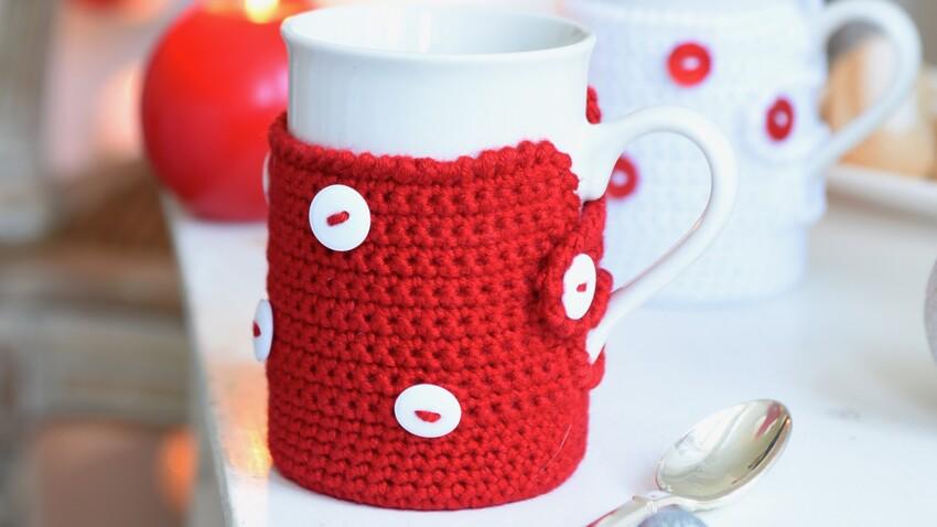 Décorations de Noël : des mugs douillets