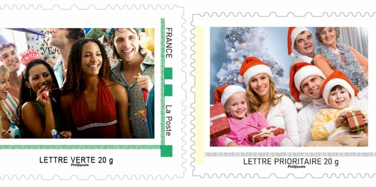 Le timbre personnalisé, comment ça marche ?