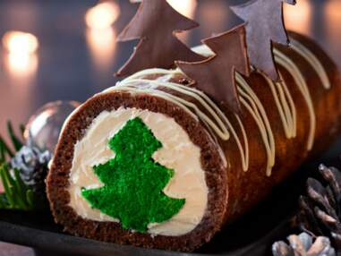 Nos recettes de bûches de Noël originales