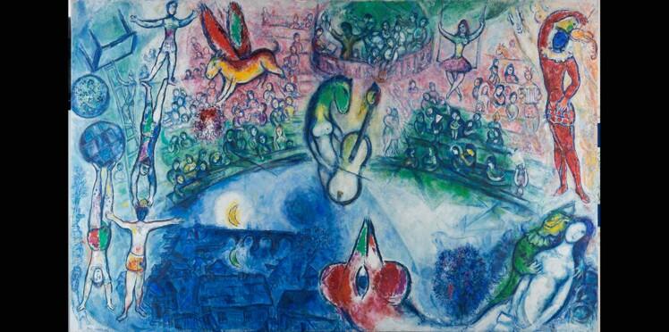 Visite guidée : Chagall, le son et la couleur