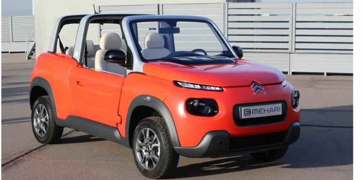 Citroën met de l'électricité dans son moteur