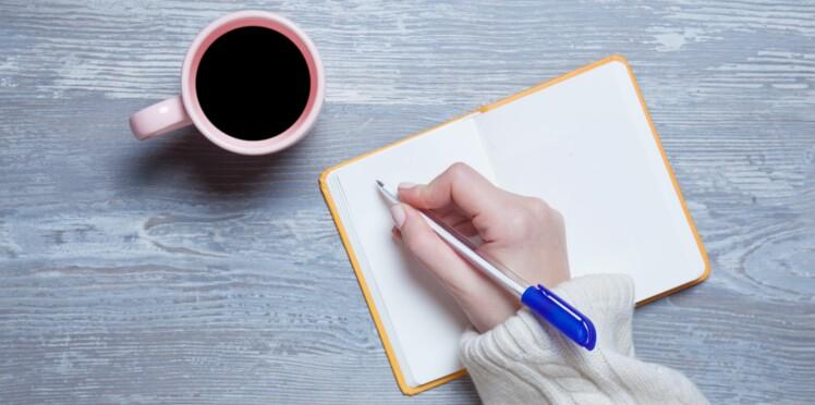 Ecrire pour mieux dormir