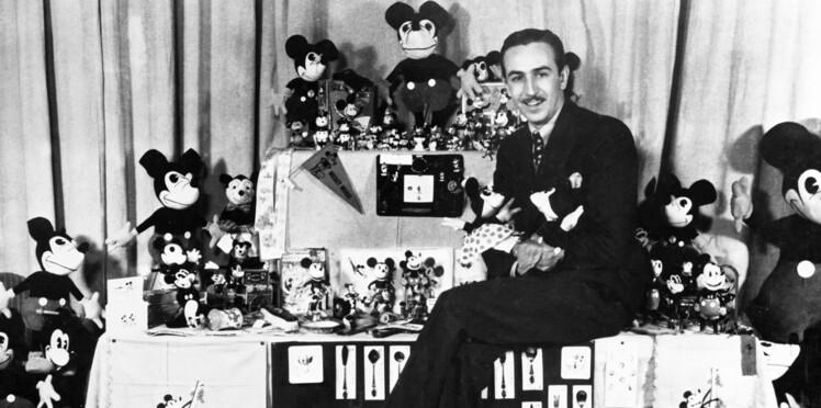 Walt Disney : l'envers du décor féerique